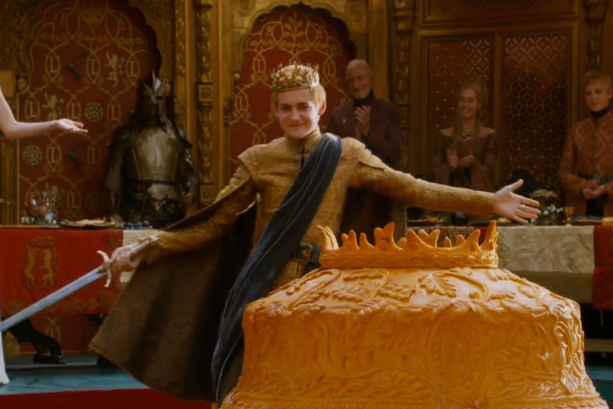 king joffrey game of thrones death