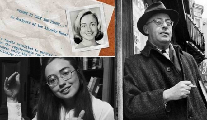 hillary thesis on alinsky [saul alinsky] identified a set of very specific rules that ordinary  in 1969 hillary  clinton wrote her 92-page senior thesis on alinsky's theories.