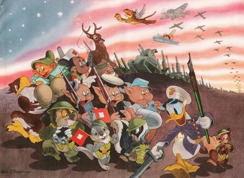 Disney+WWII