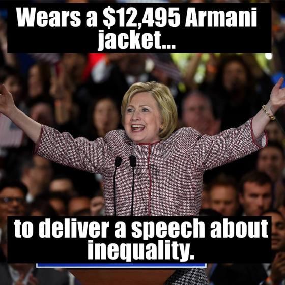 hillary inequality