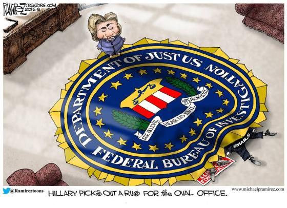 hillary's rug
