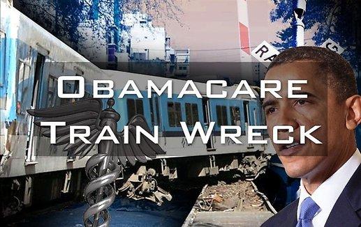obamacare+train+wreck