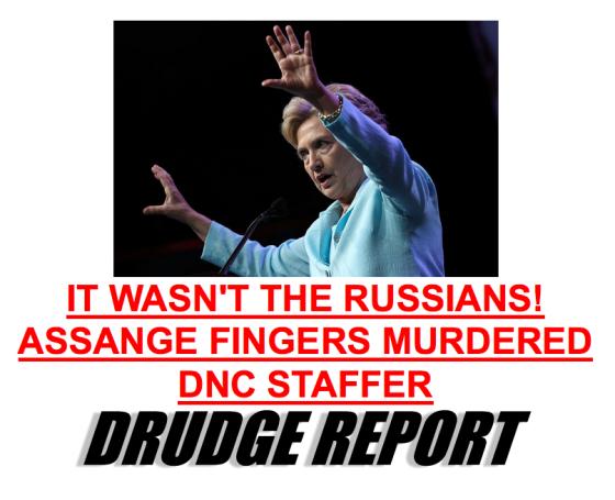 wikileaks hillary