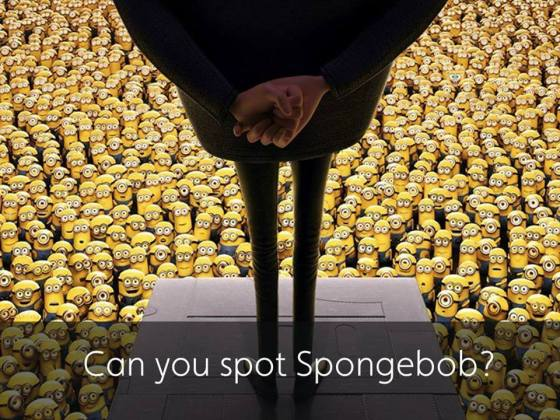 sponge-minions