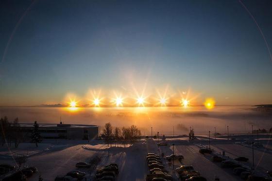 alaska-winter-sun