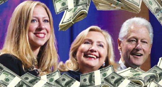 chelsea-hillary-bill-clinton-money